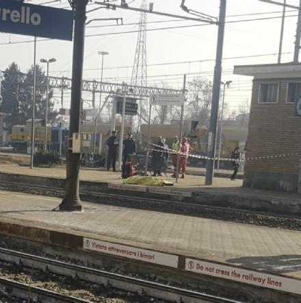 DRAMMA A TROFARELLO - Treno investe e uccide una donna sui binari della stazione