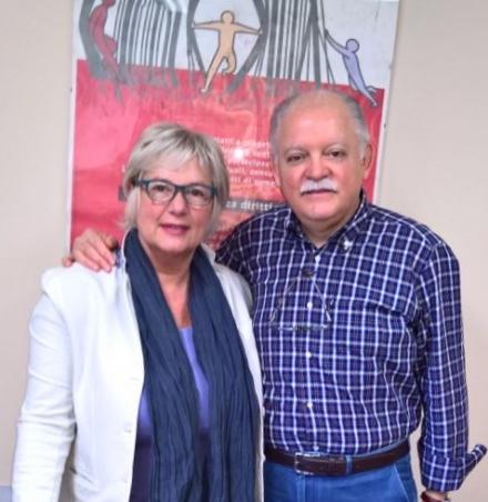 MONCALIERI - Serena Moriondo è la nuova responsabile della Camera di lavoro Cgil