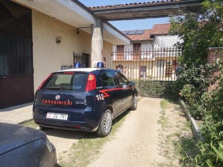 OMICIDIO SUICIDIO A CARMAGNOLA - Tragedia questa mattina: uccide la compagna e si spara - VIDEO