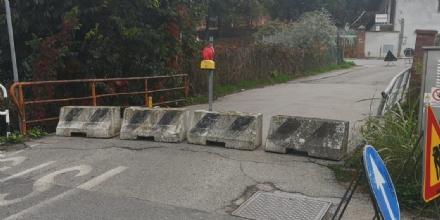 TROFARELLO - Ponte di Valle Sauglio rischia il crollo: chiuso al traffico