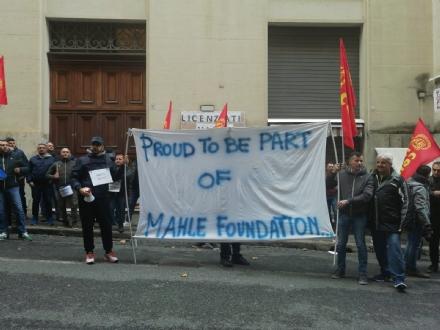 LA LOGGIA - Mahle: Il 29 gennaio nuovo incontro a Roma per evitare la chiusura