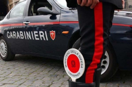 BEINASCO - Spacciatore di marijuana denunciato di carabinieri