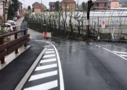 MONCALIERI - Inaugurato il ponte di strada Loreto
