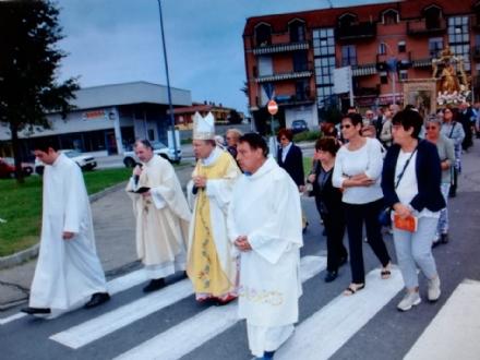 CARMAGNOLA - A Salsasio si festeggia la Madonna della Mercede