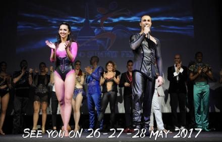 DANZA SPORTIVA - Torino Summit Festival a Borgaro con il beinaschese Ivan Zappetti e Genny Godano
