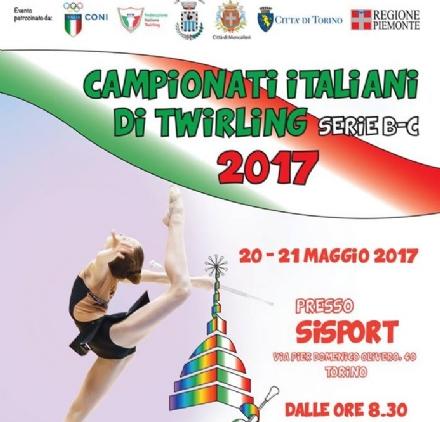 SPORT - La società Arcobaleno di La Loggia organizza i campionati italiani di Twirling