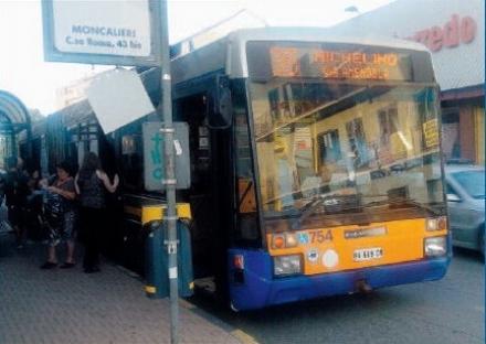 ORBASSANO - Un nuovo collegamento autobus per San Mauro, lungo il tracciato della futura metro 2