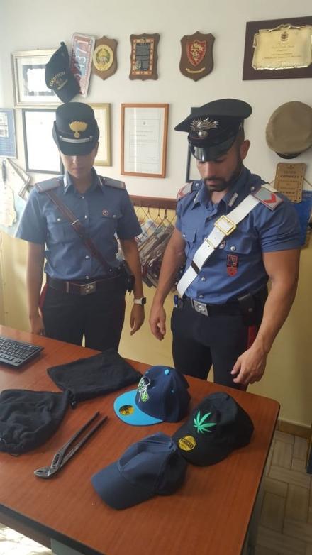 CARMAGNOLA - Arrestati quattro nomadi per un tentato furto