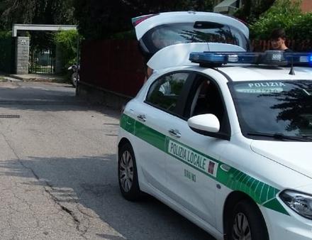BRUINO - Non si ferma allalt della municipale: inseguimento fino a Trana