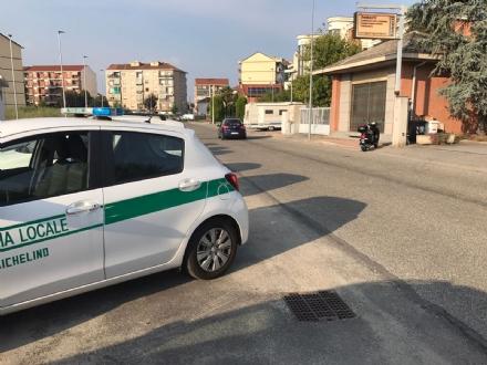 NICHELINO - Schianto in viale Rimembranza: 20 enne in condizioni serie
