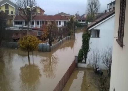 MONCALIERI - Borgate e alluvionati al Comune: Sbloccate il fondo per i danneggiati