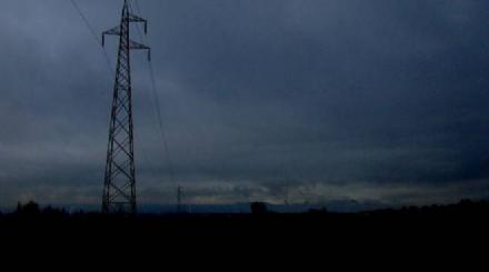 MONCALIERI - Black out nel fine settimana in alcune zone della città