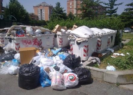 NICHELINO - Nuovo attacco dellassessore Sibona alla raccolta rifiuti: Pulizia cassonetti inadeguata