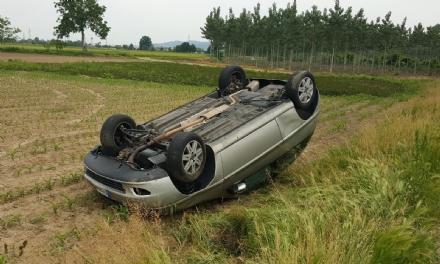 CARIGNANO - Due spettacolari incidenti provocano code sulle strade della provincia
