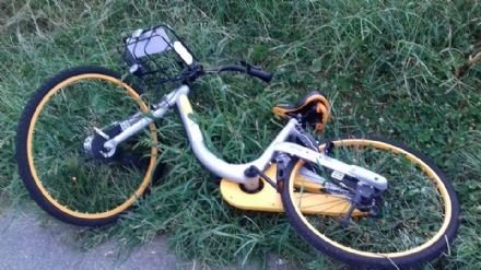 MONCALIERI - Le biciclette pubbliche prese di mira da un gruppo di ragazzi