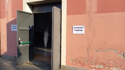 COVID - Partiti due nuovi punti di test rapidi a Carmagnola e Moncalieri