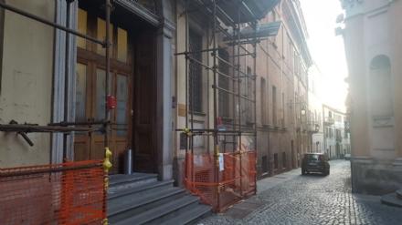 MONCALIERI - Furto al Real Collegio, rubati ori e denaro per migliaia di euro