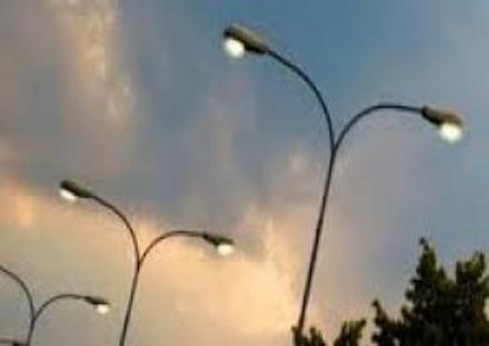 RIVALTA - La zona di via Bellini resta senza luce