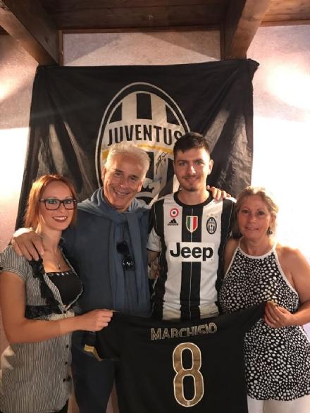 """NICHELINO - Nasce lo Juventus club """"Claudio Marchisio"""""""