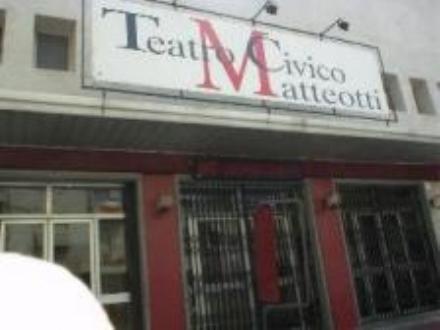MONCALIERI - Parte liter per il rifacimento del teatro Matteotti