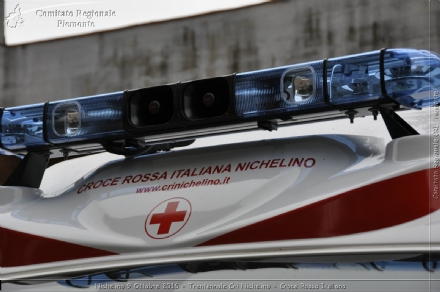 NICHELINO - La nonnina malata di alzheimer si perde: soccorsa dai volontari della Croce Rossa