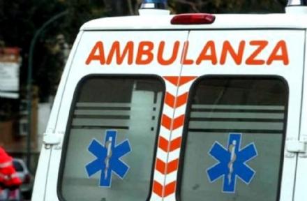 VINOVO - Grave incidente in via Bixio: un ferito grave