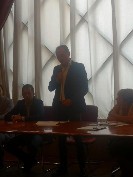 BEINASCO - Cirio incontra i sindaci della zona: Soppressione casello primo punto del bando concessioni