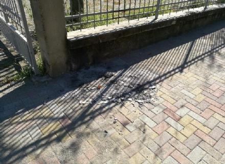 RIVALTA - Vandali contro gli operai che riqualificano la città: indagini della polizia locale