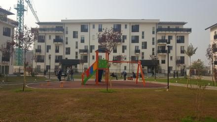 ORBASSANO - Inaugurato nel quartiere Arpini il più grande intervento di social housing del Piemonte