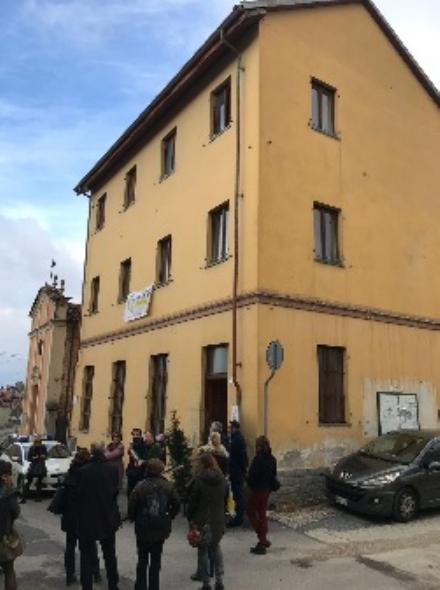 MONCALIERI - Inaugurata la sede dellhousing sociale a Moriondo