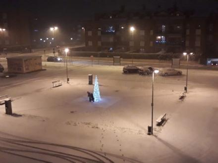 CINTURA - Nevica in molti comuni, attenzione alle gelate notturne