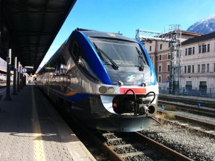CARMAGNOLA - Nuovi treni da Pasqua a settembre per andare in Liguria