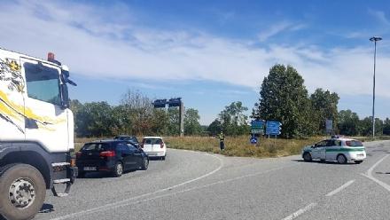 LA LOGGIA - Multe col radar sulla circonvallazione: sfuggire agli occhi elettronici sarà ancora più difficile