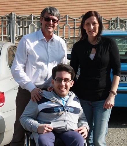 RIVALTA - Alberto Gianotti: «A tetti Francesi vita impossibile per i diversamente abili»