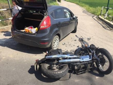 MONCALIERI - Tragedia in collina: muore motociclista in un incidente