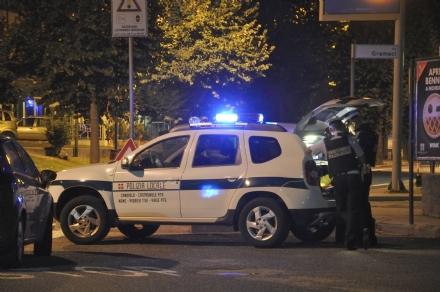 CANDIOLO - Controlli stradali per garantire sicurezza e prevenire furti: in azione anche letilometro
