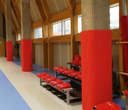 NICHELINO - Il Comune acquista nuove attrezzature sportive per le palestre