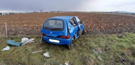 TANGENZIALE SUD - 22enne si schianta tra Rivalta e Rivoli: ferito gravemente