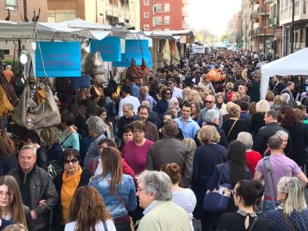 «Gli Ambulanti di Forte dei Marmi» a Moncalieri domenica 24 marzo