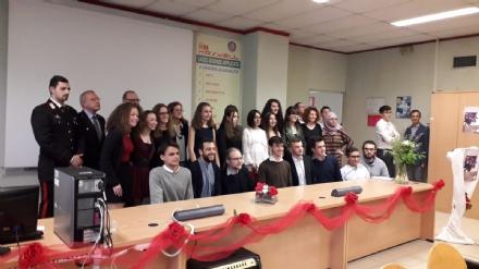 NICHELINO - Premiati i vincitori del concorso letterario al Maxwell