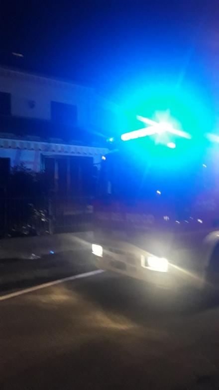 RIVALTA - A fuoco canna fumaria, paura in via Magellano