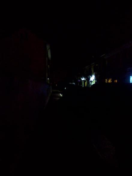 TROFARELLO - Black out in via Roma: strade al buio tutta la notte