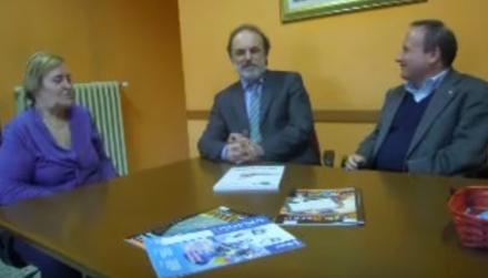 BRUINO - L Apri-Onlus incontra il sindaco Cesare Riccardo