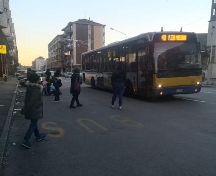 TRASPORTI - Sciopero di 4 ore degli autobus gestiti da società esterne a Gtt