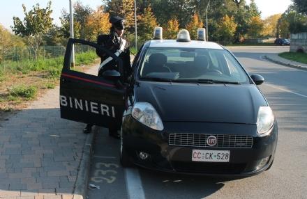MONCALIERI - Ladri assaltano il cantiere: furto di materiali per 30 mila euro