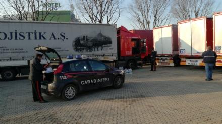 ORBASSANO - Camionista trovato morto dentro il suo tir
