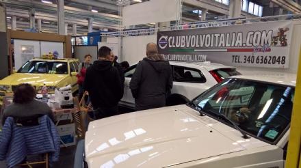 MOTORI - VOLVO AutoGrup e Club VOLVO Italia al Lingotto per Automotoretrò