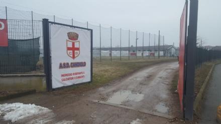 CANDIOLO - Scontro tra sindaco e presidente della società di calcio per il campo