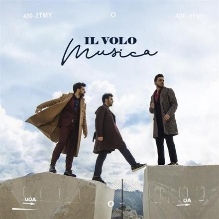 MONCALIERI - Il Volo incontrerà i fan e firmerà le copie dellalbum «Musica»