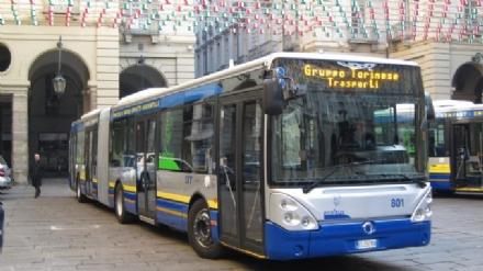 TORINO SUD - Sciopero dei mezzi Gtt venerdì 24 gennaio: sarà una giornata di passione per pendolari e studenti